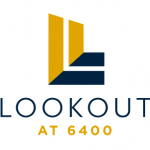 Lookout at 6400 logo